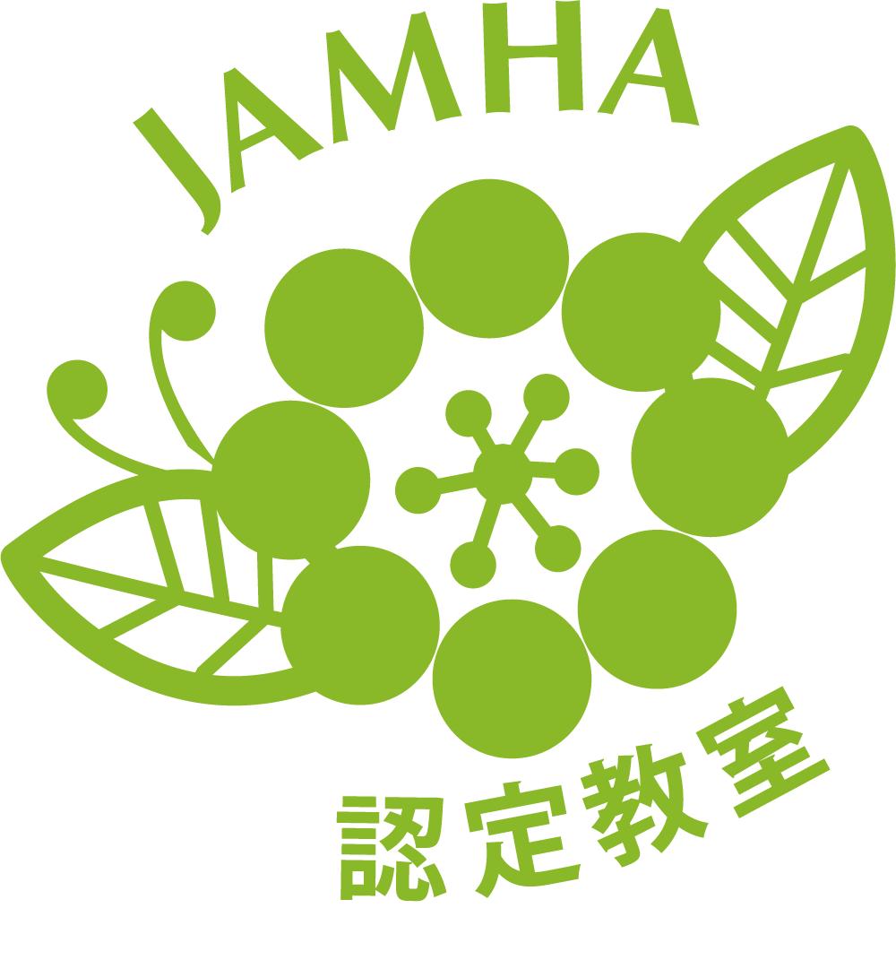 JAMHA認定教室ロゴ